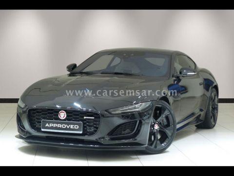 2021 Jaguar F-Type F-Pace 3.0