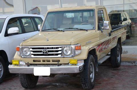 2002 Toyota Land Cruiser Pickup LX