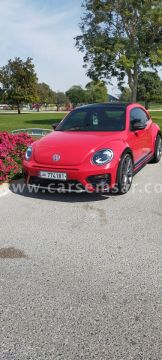 2017 فولكسفاغن بيتل Beetle Turbo R