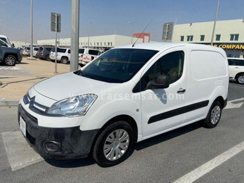 2015 Citroen Berlingo 1.6