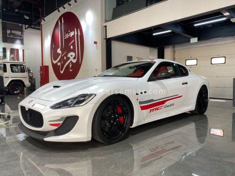 2014 Maserati MC Mc Stadale