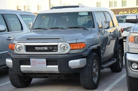 2011 Toyota FJ Cruiser 4x4