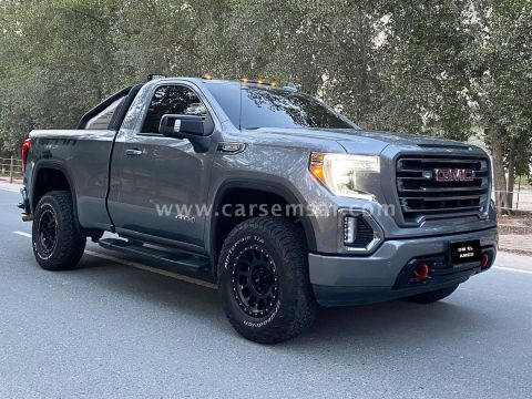 2019 GMC Sierra Reg Cab AT4