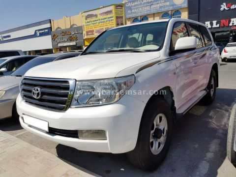 2009 Toyota Land Cruiser GX