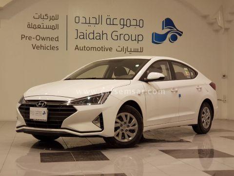 2020 Hyundai Elantra 2.0