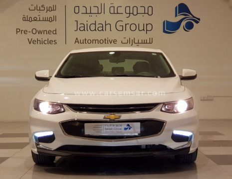 2018 Chevrolet Malibu LS 2.5