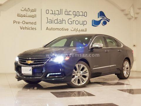 2019 Chevrolet Impala LTZ