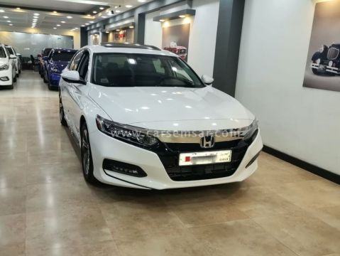 2018 Honda Accord Sport 1.5 Turbo