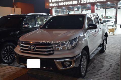 2020 Toyota Hilux 2.7 VVTi 4x4 SR5