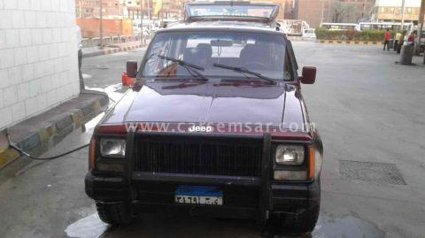 1997 Jeep Cherokee 4x4