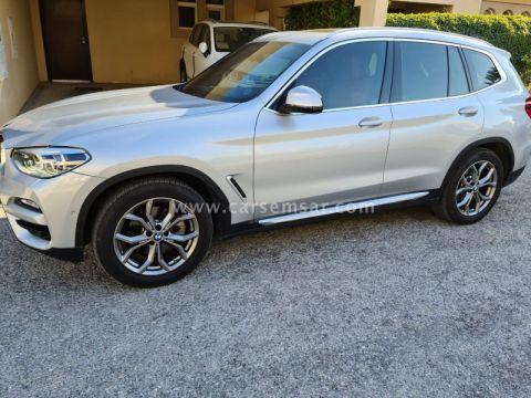 2019 BMW X3 3.0Si