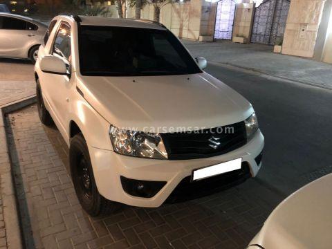 2018 Suzuki Grand Vitara 3 Door