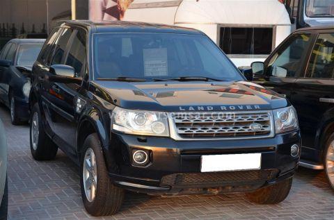 2013 Land Rover LR2 SE