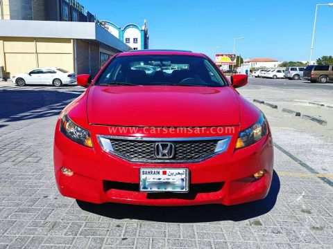 2009 Honda Accord Coupe 3.5 EX-L V6