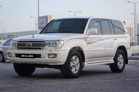 2007 Toyota Land Cruiser VXR