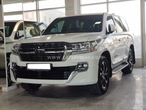 2021 Toyota Land Cruiser VXR