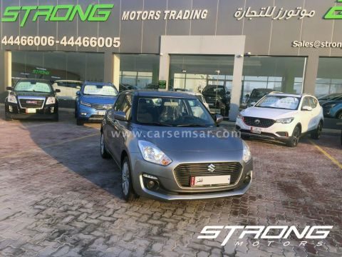 2020 Suzuki Swift Hatchback