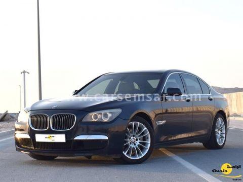 2012 BMW 7-Series 740 Li