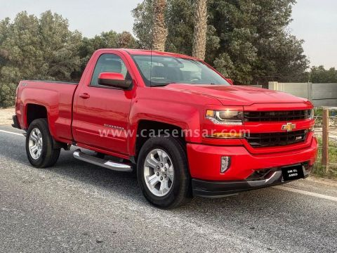 2018 Chevrolet Silverado 1500 Regular Cab Z71