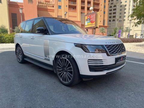 2019 Land Rover Range Rover Vogue Supercharged SE