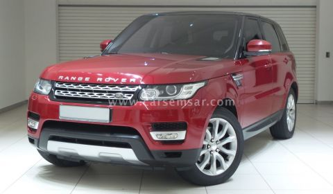 2014 Land Rover Range Rover Sport HSE  Supercharged