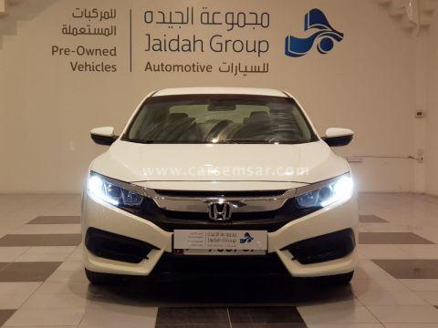 2016 Honda Civic 1.8 i-VTEC EXi