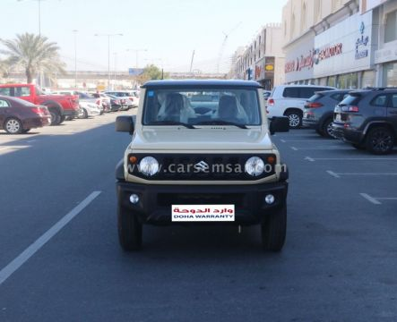 2021 Suzuki Jimny 1.5