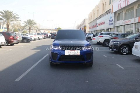 2020 Land Rover Range Rover Sport Supercharged