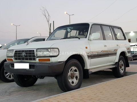 1992 Toyota Land Cruiser VXR