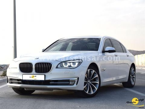 2015 BMW 7-Series 730Li