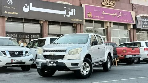 2013 شڤروليه كولورادو Colorado Crew Cab LT