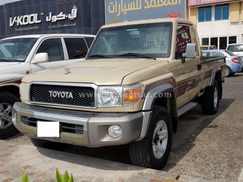 2016 Toyota Land Cruiser Pickup LX