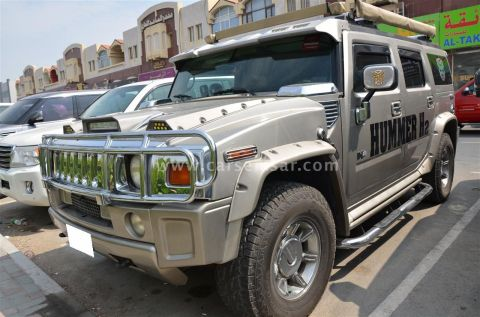 2005 Hummer H2 SUV Sport Utility