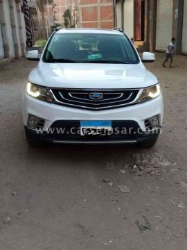 2020 Geely Geely Emgrand Sport X7