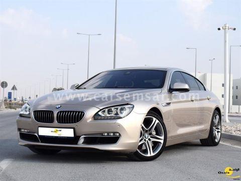 2015 BMW 6-Series 640i