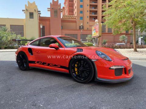 2016 بورشه 911 GT3 Rs