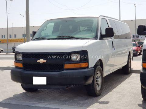 2015 Chevrolet Express Passenger Van 1500