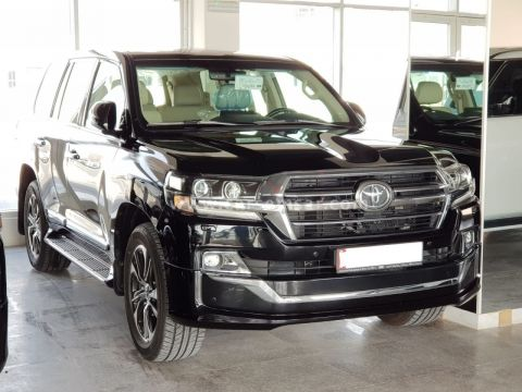 2020 Toyota Land Cruiser GXR Grand Touring