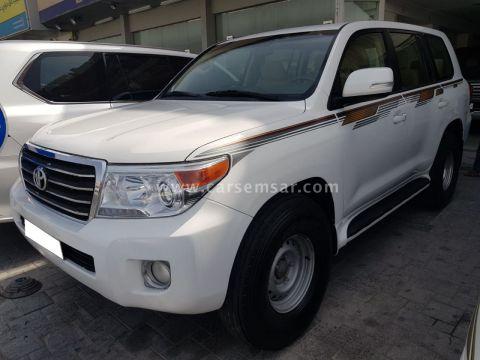 2014 Toyota Land Cruiser GX
