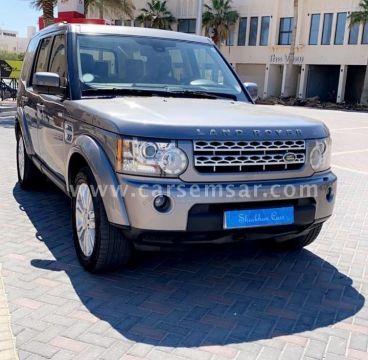 2011 Land Rover LR4 SE