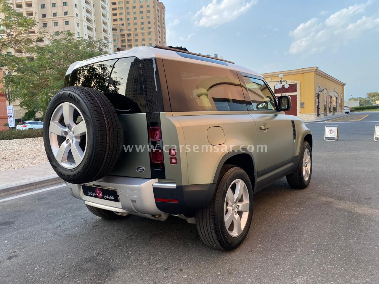 2021 Land Rover Defender 90 First Edition for sale in ...