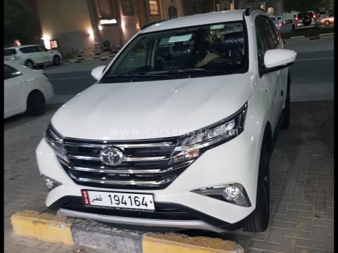 2021 Toyota Rush