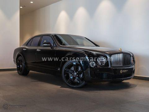 2016 Bentley Mulsanne Sinjari Edition