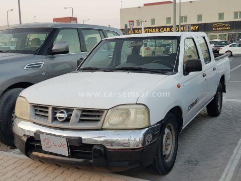 2008 Nissan Pickup 2.4