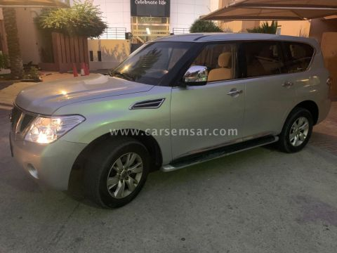 2010 Nissan Patrol SE