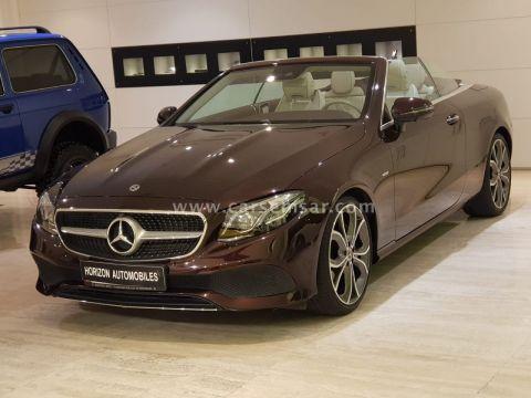 2018 Mercedes-Benz E-Class E 300 Coupe