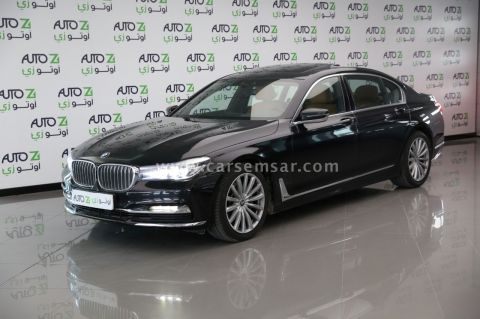 2017 BMW 7-Series 730Li