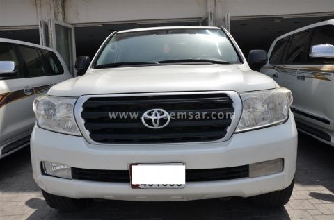 2011 Toyota Land Cruiser G