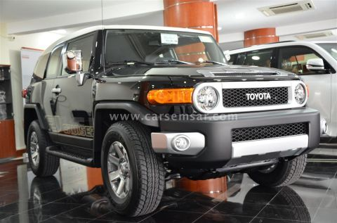 2021 Toyota FJ Cruiser 4x4