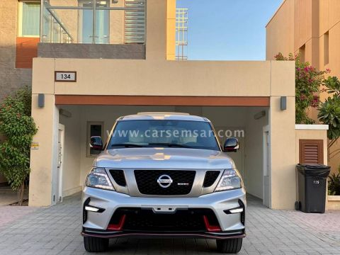 2019 Nissan Patrol SE V8